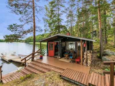 Photo for Vacation home Ranta-iivari in Lohja - 14 persons, 6 bedrooms