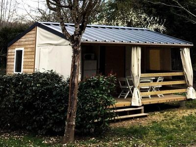 Photo for Flower Camping Les Ondines *** - Eco Mobitoile 3 Rooms 5 Persons