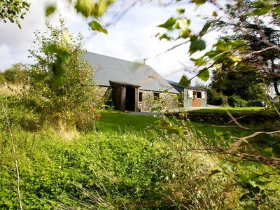 Photo for Tigh Dubh,cosy, renovated holiday cottage, peaceful, safe location.