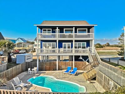Photo for Ocean Front Pool Paradise!