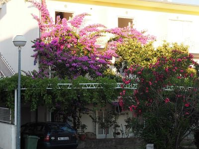 Photo for Apartment in Makarska (Makarska), capacity 4+2