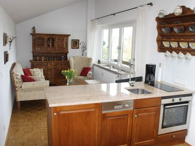 Photo for Tegernsee-pearl. Comfortable 4-star apartment with large balcony and lake view.