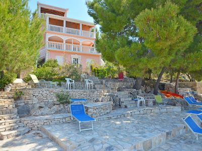 Photo for Apartments Dinko, (13038), Blato, island of Korcula, Croatia