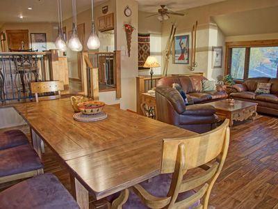 Photo for **Discounted Lift Tickets** Walk-to-Lifts, Heated Pool & Hot Tub,  Ground Level Unit (202884-3842)