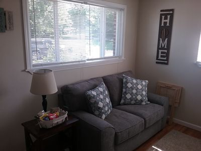Photo for Cozy 1 BR Apt close to TTU and Downtown