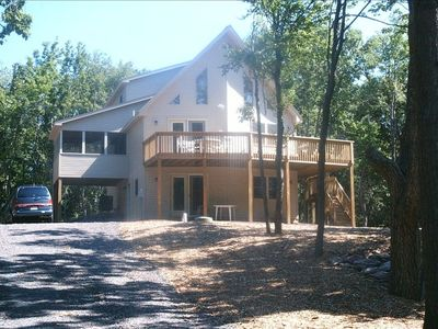 Photo for Spacious 5 BR/3 BA House Wi View of Big Boulder Mountain with New Wifi