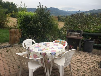 Photo for T2 with terrace near the lake of Aiguebelette
