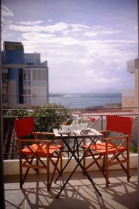 Photo for Sunny, sea-view apartment in Chalepa