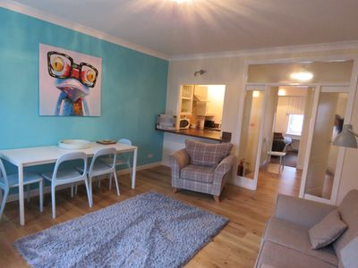 Photo for Funky Two Double Bed Apartment,  a short stroll of Lincolns  Cathedral Quarter