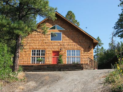Photo for Romantic Cottage Adjoins San Juan National Forest