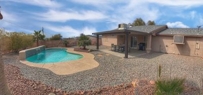 Photo for POOL Home w/ Boat/RV Storage- Pets no extra deposit! Make Your Stay the Best Yet