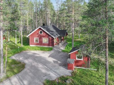 Photo for Vacation home Myllykuru in Äkäslompolo - 10 persons, 2 bedrooms
