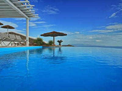 Photo for BlueVillas | Villa Fabiana | Infinity pool with underwater bar,Ideal for parties