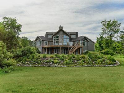 Photo for Dreamy Waterfront Home Overlooking Gatineau River