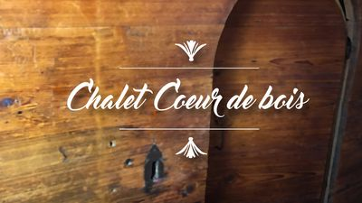 """Photo for Chalet """"Heart of wood"""" facing Mont Blanc 10p 140 m²"""