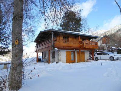 Photo for HOLIDAY IN VERCORS AUTRANS, 4 PEOPLE MAXIMUM