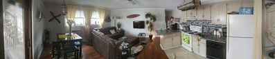 Photo for Cute & Cozy, 2 bedroom, 2 bath Ocean Block condo
