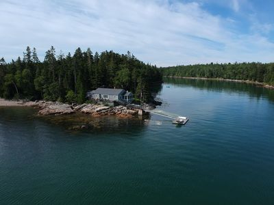 Photo for Waterfront Downeast Maine Cottage