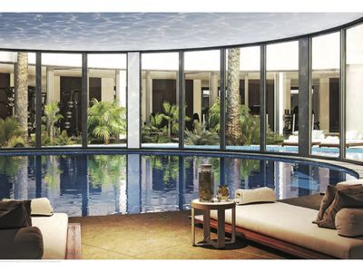 Photo for Luxury in Antibes - concierge, gym, SPA, piscine and tennis court