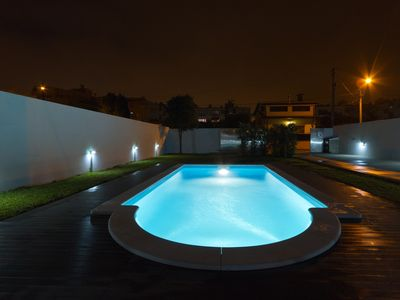 Photo for BEACH HOUSE OPORTO CITY WITH PRIVATE POOL 10 PERSONS - Free Wifi