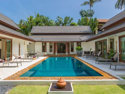 Photo for Baan Batur Is A Beautifully Designed Balinese Style Villa With Pool And Jacuzzi
