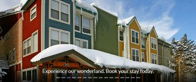 Photo for Just Steps From Main Town Lift! 2BR/2B Great for Ski Trip Jan 18-25 (ONLY