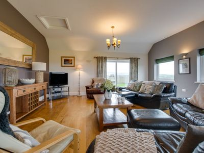 Photo for Vacation home Brandy in Aberdaron - 11 persons, 5 bedrooms