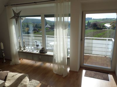 Photo for The top floor apartment near FfM provides enough space for up to 6 people