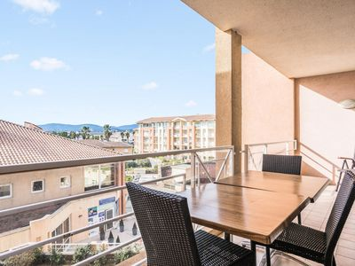 Photo for Résidence Cap Hermes - Maeva Individual - 2 Room Apartment 6 People - Selection