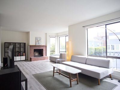 Photo for Furnished 2BD/2BA in the heart of North Beach walkable to Downtown