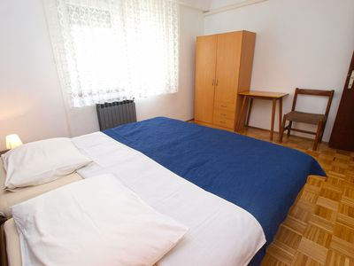 Photo for Apartment for 4 persons with 2 extra beds and 2 bedrooms
