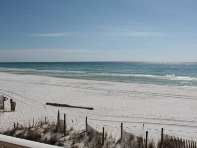 Photo for FIVE STARS GULF FRONT ON SECLUDED PRISTINE BEACH FREE WIFI