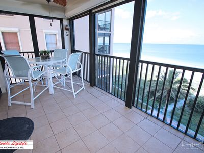 Photo for 2 Bedroom/2 Bath Direct Beachfront Condominium at Reflections on the Gulf