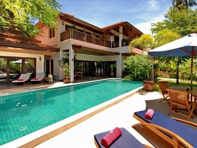 Baan Jasmine luxury villa with private pool