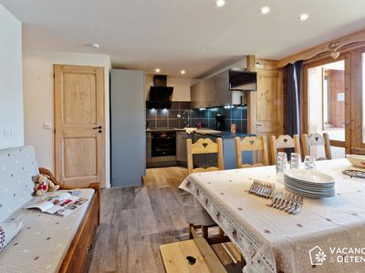 Photo for (G11) Amazing SKI-IN SKI-OUT! High Quality Flat with Stunning Views