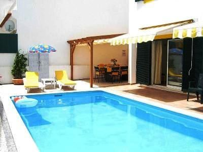 Photo for Lovely Villa with Pool - Central Altura, Short Walk to Beach, Bars & Restaurants