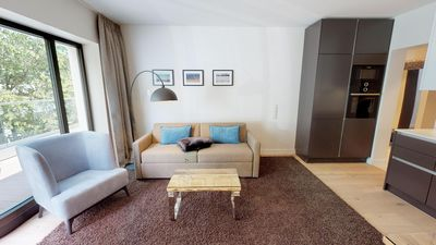 Photo for Spacious luxury apartment in the best beach location