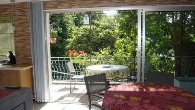 Photo for APARTMENT 50 M² CLIMATISEE VIEW ON GARDEN