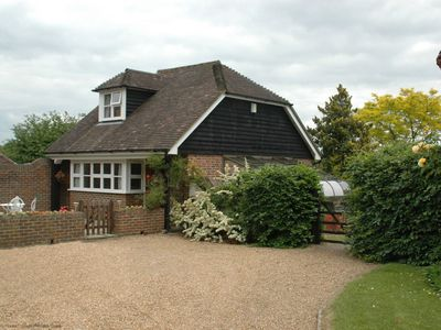 Photo for Paines Oast Cottage - East Hoathly