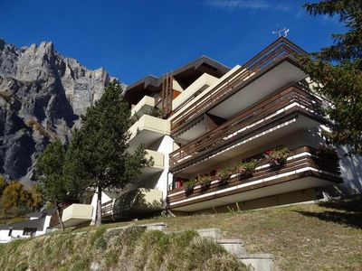 Photo for 1BR Apartment Vacation Rental in Leukerbad, Leukerbad