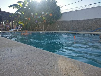 Photo for Holiday villa with pool
