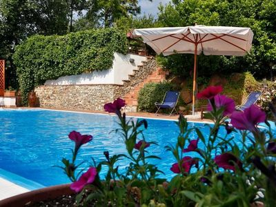 Photo for ANCIENT HOUSE WITH POOL IMMERSED IN THE GREEN NEAR CEFALù.