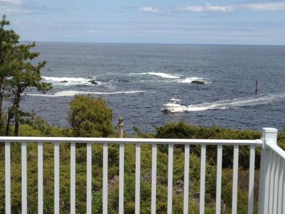 Photo for Spectacular Oceanfront Home in Perkins Cove