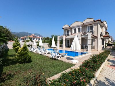 Photo for NEW LISTING!! BEAUTIFUL PRIVATE 5 BEDROOM VILLA RIGHT in the CENTRE of DALYAN!!!