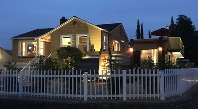 Photo for Silverado Trail House-Walk to downtown nightlife & shops! License: VR16-0019