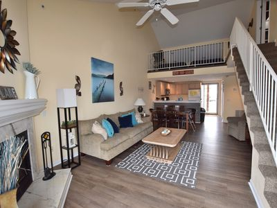 Photo for FREE NITE-3 Bedrooms (2 King Bds)w/LOFT (Slps 12)*WATERFRT w/Awesome Main Channe