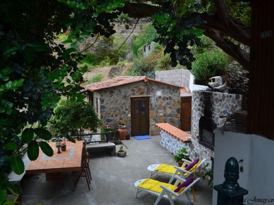 "Photo for Rural holiday house ""Casa Jonay"", Hermigua La Gomera"