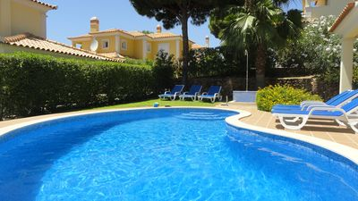 Photo for Very nice house fully equipped, wonderful terrace with garden, garage
