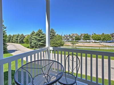 Photo for Manistee Home w/Harbor Views & Pool- Walk to Beach