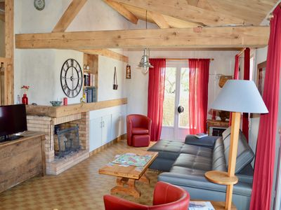 Photo for House for 8 people at the heart of La Sauzaie and 600 meters from the beach